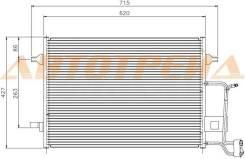 Радиатор кондиционера AUDI A6/ALLROAD 2.7T 97-04