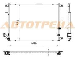 Радиатор кондиционера CADILLAC CTS II 07-
