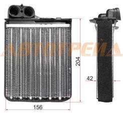 Радиатор отопителя салона RENAULT LOGAN 04-/LOGAN 08-/ SANDERO 08-/DUSTER 10-/LADA LARGUS 12-