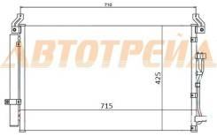 Радиатор кондиционера HYUNDAI IX55 3.8 10-