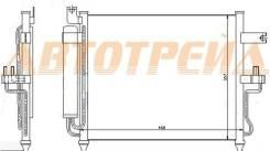 Радиатор кондиционера HYUNDAI ACCENT (TAGAZ) 1.3/1.5/1.6 00- (MT)