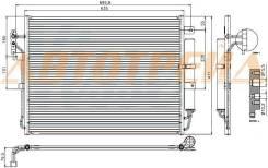 Радиатор кондиционера RANGE ROVER SPORT / DISCOVERY III 2.7TD 04-