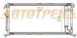 Радиатор кондиционера MITSUBISHI LANCER 03-07 SAT ST-MBW4-394-0