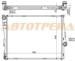 Радиатор BMW 3-SERIES E46 98-05 / BMW Z4 E85 98-