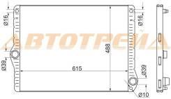 Радиатор BMW 5-SERIES F10/F11 10-