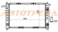 Радиатор DAEWOO MATIZ/CHERY QQ 0.8/1.0 00- CH0002