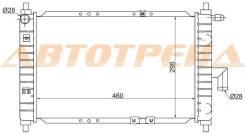 Радиатор DAEWOO MATIZ/CHERY QQ 0.8/1.0 00-(трубчатый) SG-CH0002-MT