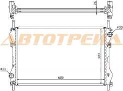 Радиатор FORD TRANSIT 2.4D/2.4TD 00-06 FD0006-00