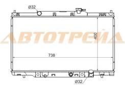 Радиатор HONDA CR-V 01-06/ELEMENT 03- HD00044