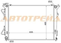 Радиатор HYUNDAI SONATA NF 2.0/2.4/3.3 05-09/KIA MAGENTIS 06-10