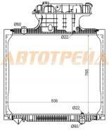 Радиатор MAN TG 2002- SAT MN0003-1
