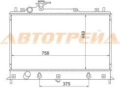 Радиатор MAZDA CX-7/MPV L3-VDT 06-