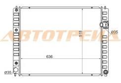 Радиатор INFINITI FX50/FX35/EX35 08-