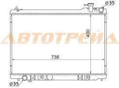 Радиатор NISSAN SKYLINE V35 04-/STAGEA M35 04-/INFINITI G35 01-