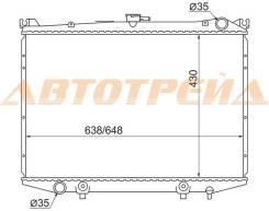 Радиатор nissan terrano 91-95/mistral/datsun/hardboy/pathfinder 95-99 diesel