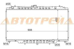 Радиатор NISSAN PATROL/SAFARI TB45E 98-02