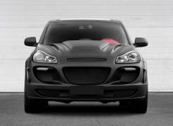 Обвес кузова аэродинамический. Porsche Cayenne, 957. Под заказ