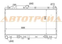 Радиатор SUBARU LEGACY TURBO 03- /FORESTER/IMPREZA 07- SB0005-BLT