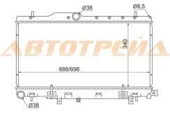 Радиатор SUBARU LEGACY B4/LANCASTER 98-03/IMPREZA TWIN TURBO