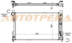 Радиатор MERCEDES C-CLASS W203/CLK-CLASS W209/SLK-CLASS W171