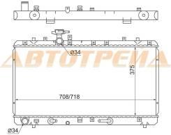 Радиатор SUZUKI SX4 06- SK0009