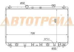 Радиатор TOYOTA CAMRY GRACIA/QUALIS 2.2 96-01 TY0003-SXV20
