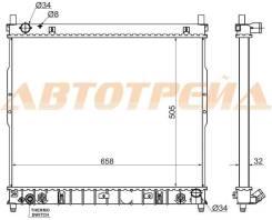 Радиатор SSANGYONG/DAEWOO REXTON 2.9D/2.9TD/2.7TD 02-