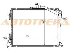 Радиатор TOYOTA HIACE RZH10# 90-99 GASOLINE