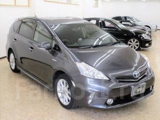 Toyota Prius. вариатор, передний, 1.8 (99 л.с.), бензин, 94 000 тыс. км, б/п. Под заказ