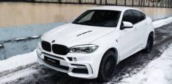 Обвес кузова аэродинамический. BMW X6, F16, F86