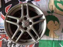 Nissan. 6.0x15, 4x100.00, ET50