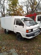 Toyota Lite Ace. Продам грузовик-фургон, 2 000 куб. см., 1 500 кг.