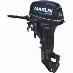 Marlin. 30,00л.с., 2-тактный, бензиновый, нога S (381 мм), Год: 2017 год