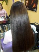 Ботокс (лечение) для волос . Окрашивание . 2речка @parikmaher.vlad