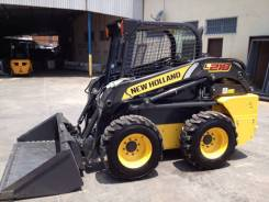New Holland L218. Мини-погрузчик , 2 200 куб. см., 818 кг.