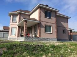 Продаётся новый дом, в новом коттеджном посёлке Глобус. Угловое. Улица Зеленая 27, р-н Угловое, площадь дома 210 кв.м., скважина, электричество 30 кВ...