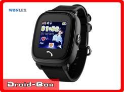 Детские часы телефон GPS Smart Watch GW400S от Wonlex. Влагозащита!