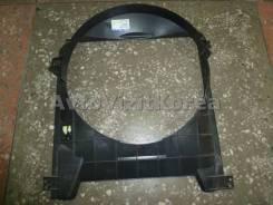 Диффузор вентилятора охлаждения SsangYong Actyon Sports 06-, Actyon 06- 2165131020