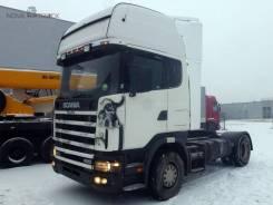 Scania G. Тягач 124, 11 705 куб. см., 11 800 кг.
