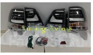 Стоп-сигнал. Toyota Land Cruiser, GRJ200, J200, URJ200, URJ202W, UZJ200, UZJ200W, VDJ200 Двигатели: 1GRFE, 1URFE, 1VDFTV, 2UZFE, 3URFE. Под заказ