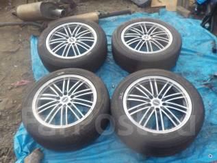 Комплект колес Volteс 225/55R18. 7.5x18 5x114.30 ET38