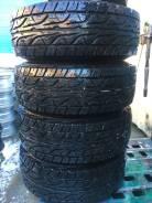 Dunlop Grandtrek AT3. Всесезонные, 2016 год, износ: 5%, 4 шт