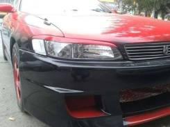 Накладка на фару. Toyota Mark II
