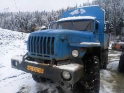 Урал. Продам вахтовый автобус урал 2007