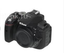 Nikon D5300 Kit. 20 и более Мп, зум: 14х и более