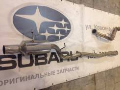 Выхлопная система. Subaru Forester, SG5, SF5, SG9, SG, SG9L