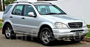 Mercedes-Benz ML-Class. W163