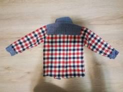 Рубашки. Рост: 80-86, 86-92, 92-98, 98-104 см