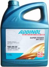 Addinol. Вязкость 5W-30