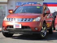 Nissan Murano. автомат, передний, 3.5, бензин, 36 000тыс. км, б/п, нет птс. Под заказ